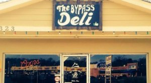 Travel Off The Beaten Path To Try A Burger At By-Pass Deli, A Local Favorite In Tennessee