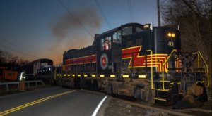 Ride The Rails Of Terror This Halloween Season In New York With The Catskill Mountain Railroad