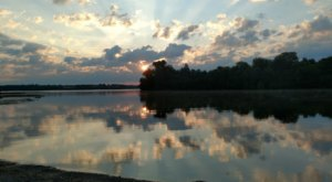 Old Hickory Lake Is The Oldest Lake In Nashville And Is A Beautiful Piece Of Living History