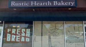 Enjoy Homemade Bread Fresh Out Of The Oven From Rustic Hearth Bakery In Iowa