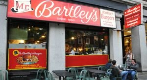 There's Arguably No Better Place To Grab A Burger In Massachusetts Than Mr. Bartley's Burgers
