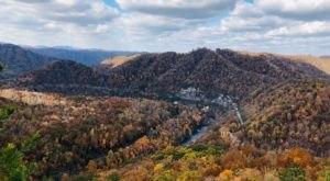 Visit The Grand Canyon Of Virginia To See The Beautiful Changing Leaves This Fall