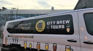 Road Trip To 4 Different Breweries On The Pittsburgh Brew Bus