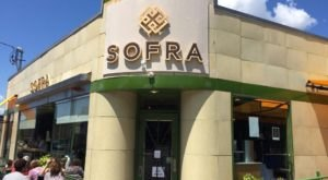 There's A Mediterranean Cafe In Massachusetts Called Sofra Bakery & Cafe And It's Almost Always Packed