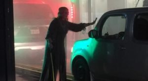 Oddly Enough, There's A Haunted Carwash In Texas And It's Just As Terrifying As It Sounds