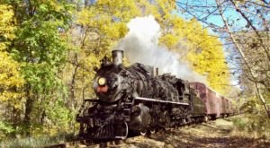 The Great Pumpkin Train Ride Through New Jersey Will Take You To Three Spectacular Autumn Attractions