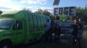 Spend The Day Touring Craft Breweries In Idaho On The Boise Brew Bus