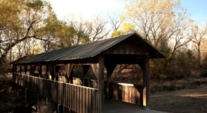 Here Are 4 Of The Most Beautiful Kansas Covered Bridges To Explore This Fall