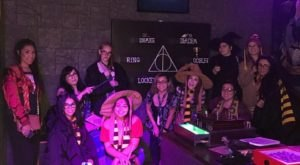 Break Your Way Out Of A Harry Potter Themed Escape Room At Alcatraz Escape Games In Texas