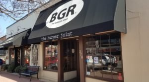 Show Up With A Hearty Appetite For A Monster Burger From BGR The Burger Joint In South Carolina