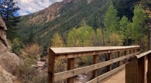 Walk Across The Seven Bridges For A Gorgeous View Of Colorado's Fall Colors