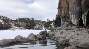 Soak Up The Relaxing Atmosphere At The Best Colorado Spot For Hot Springs, The Little-Known Radium