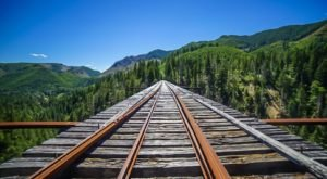Most People Don't Know The Story Behind Vance Creek Bridge In Washington