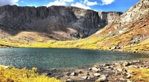 Visit Chicago Lakes In Colorado For An Absolutely Beautiful View Of The Fall Colors