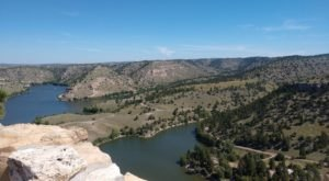 Hike A Short But Scenic Mile On Wyoming's Brimmer Point Trail That Offers Beyond Beautiful Views