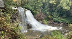 Muddy Creek Falls In Maryland Will Soon Be Surrounded By Beautiful Fall Colors