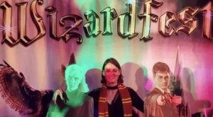 Have A Magical Time At The Harry Potter-Themed Festival Wizardfest, Coming To Cincinnati
