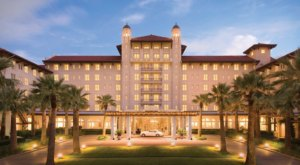 Take A Ghost Tour And Eat A Three-Course Dinner At Hotel Galvez In Texas
