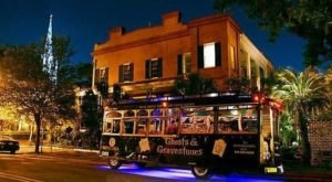 Are You Brave Enough For The Trolley Ghost Tour In Georgia From Ghosts and Gravestones of Savannah?