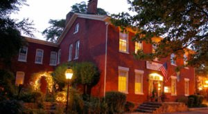 The 170-Year-Old National House Inn Is One Of The Most Haunted Places Near Detroit… And You Can Spend The Night