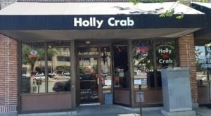 Make Sure To Come Hungry To The Build-Your-Own Seafood-Boil Restaurant, Holly Crab, In Massachusetts