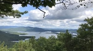 Get Your Feet Moving At The Group Hiking Event At Mt. Webster In New Hampshire