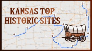 This Road Trip Takes You To The 9 Most Fascinating Historical Sites In All Of Kansas
