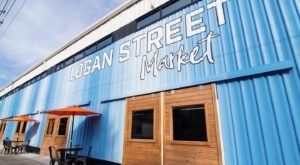 Experience Over 30 Local Restaurants And Shops All Within The Brand New Logan Street Market In Kentucky
