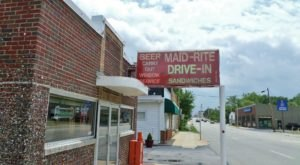 Travel Off The Beaten Path To Try A Loose Meat Sandwich At Maid-Rite Sandwich Shoppe, A Local Favorite In Ohio