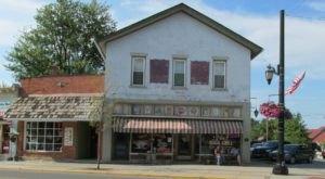 Indulge In Ice Cream Sundaes And Nostalgia At Main Street Soda Grill In Ohio