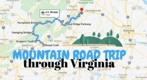This Mountain Lover's Road Trip Through Virginia Will Take You On A High-Altitude Adventure