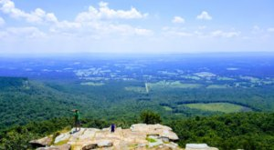 9 Of The Greatest Mountain Hiking Trails In Arkansas For Beginners