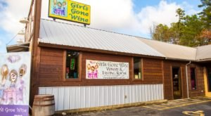 Sample 16 Kinds Of Wine At The Super-Fun Boutique Wine Shop, Girls Gone Wine, In Oklahoma