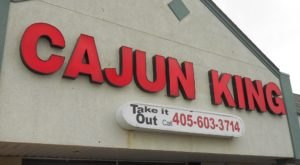 The Best All-You-Can-Eat Buffet Deal In Oklahoma Can Be Found At Cajun King