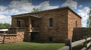 You Can Tour 100-Year-Old Ironclad Cells At Cherokee National Prison Museum In Oklahoma