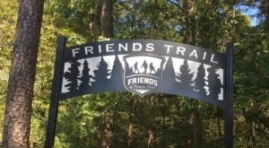 Be One Of The First To Hike Friend's Trail, The Newest Trail In Beaver's Bend State Park In Oklahoma