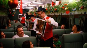 Enjoy A Magical Polar Express Train Ride This Holiday Season In Oklahoma