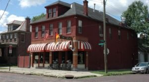 The Prohibtion-Era Restaurant, The Old Mohawk, Is An Ohio Legend That's Still Going Strong