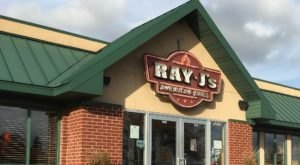 Locals Agree That The Best Chicken Wings Around Can Be Found At Ray J's American Grill In Minnesota