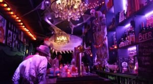 Beetle House Is The One New York Restaurant And Bar That's Perfect For The Halloween Season