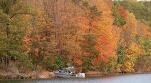 Visit Raystown Lake In Pennsylvania For An Absolutely Beautiful View Of The Fall Colors