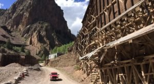 The Bachelor Loop Has More Abandoned Towns Than Any Other Colorado Road