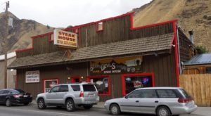 This Small Town Steakhouse In Idaho, Seven Devils Saloon, Is A Delicious Place To Dine