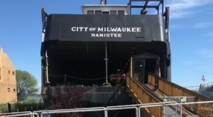 Step Aboard Michigan's Ghost Ship For A Frighteningly Fun October Adventure