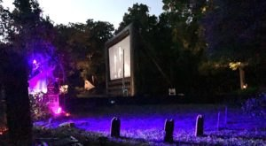 This Fall, You Can Watch Classic Horror Films At Blue Starlight Mini Urban Drive-In Theatre In Texas