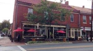 Sink Your Teeth Into Authentic German Pastries At Shepherdstown Sweet Shop Bakery In West Virginia