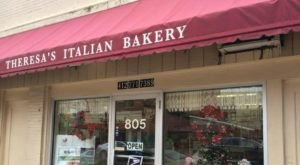 A Tiny Bakery Called Theresa's Italian Bakery In Pittsburgh Makes Some Of The Best Lady Locks