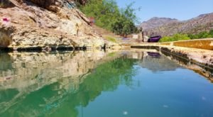 Verde Hot Spring Is An Easy Hike In Arizona That Leads To A Hidden Oasis