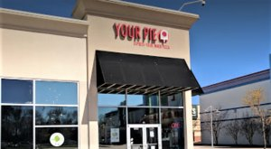 Build Your Own Pizza At Your Pie, A Delicious Pizza Restaurant In Maryland