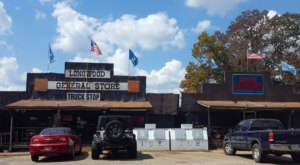 For Scrumptious Chicken Fried Steak, Head To The Longwood General Store In Louisiana